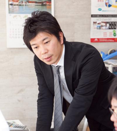 代表・清久隆幸